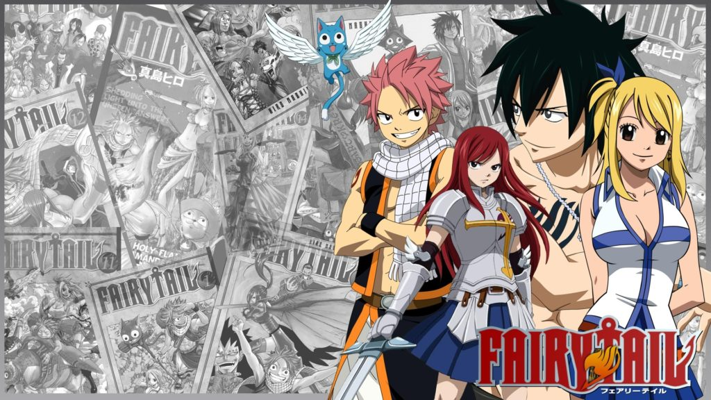 10 New Fairy Tail Pc Wallpaper FULL HD 1920×1080 For PC Background 2018 free download fairy tail pc wallpaper 1 1024x576