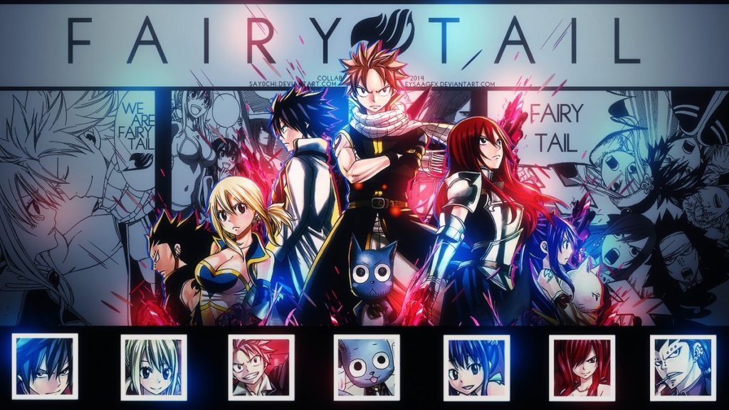 10 Best Fairy Tail Wallpaper 1920X1080 FULL HD 1080p For PC Desktop 2018 free download fairy tail wallpaper 1920x1080 hdsay0chi on deviantart 1024x576