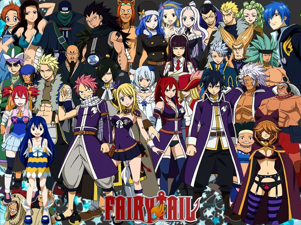 fairy tail wallpapers hd wallpapers backgrounds of your choice