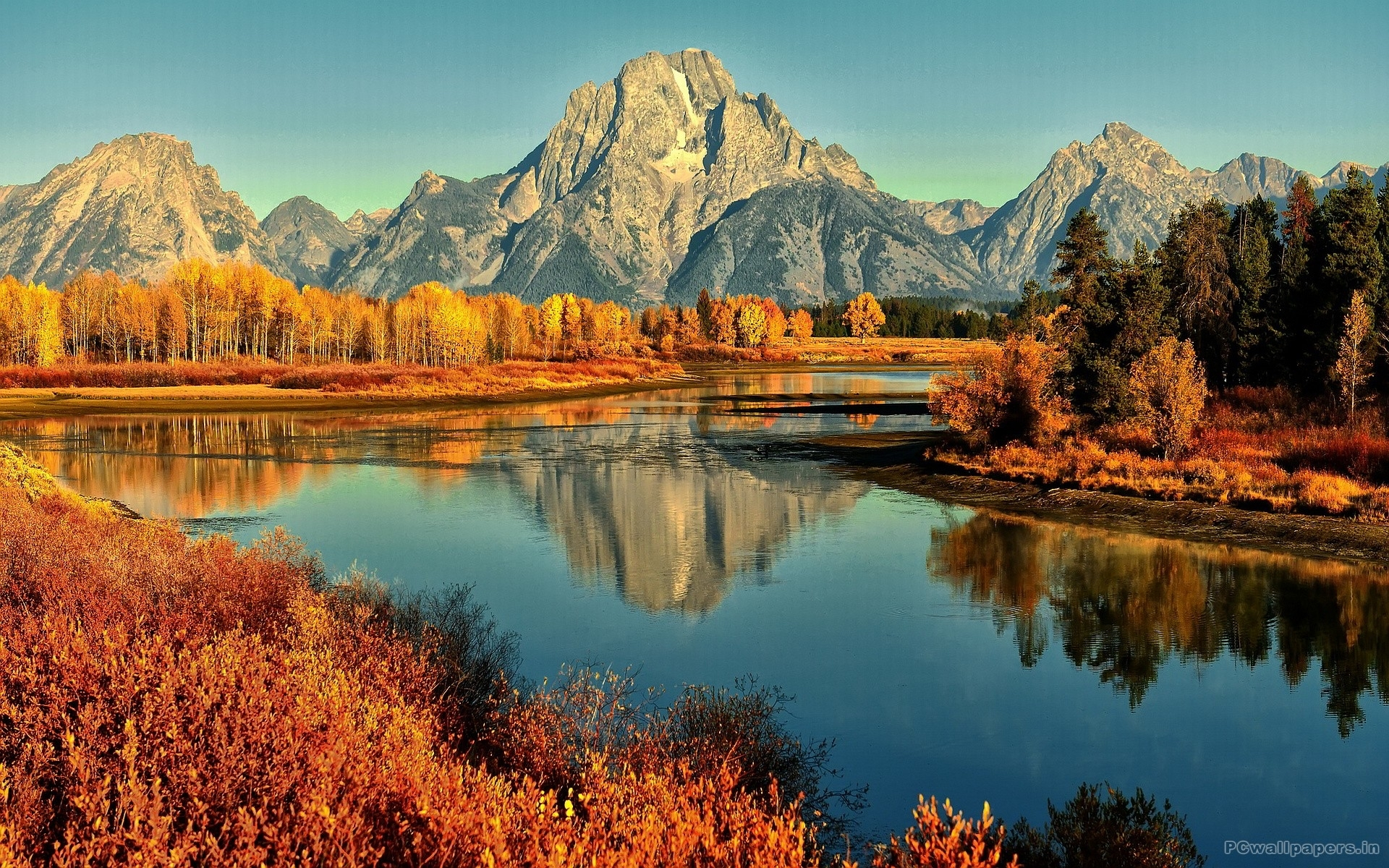 fall desktop wallpaper mountains - google search | landscape and