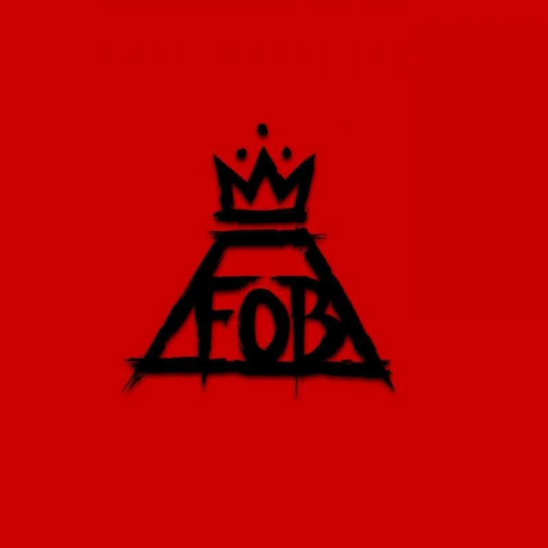 10 Top Fall Out Boy Logo Wallpaper FULL HD 1920×1080 For PC Background 2018 free download fall out boy red wallpaper 89841 800x800