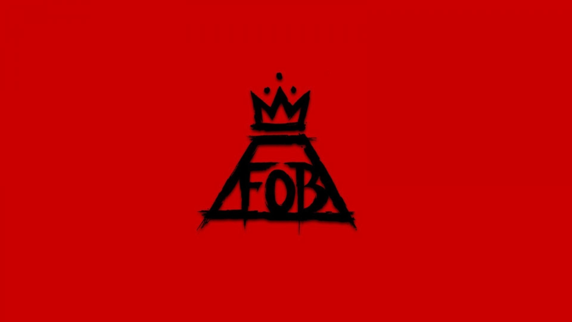 fall out boy red wallpaper | (89841)