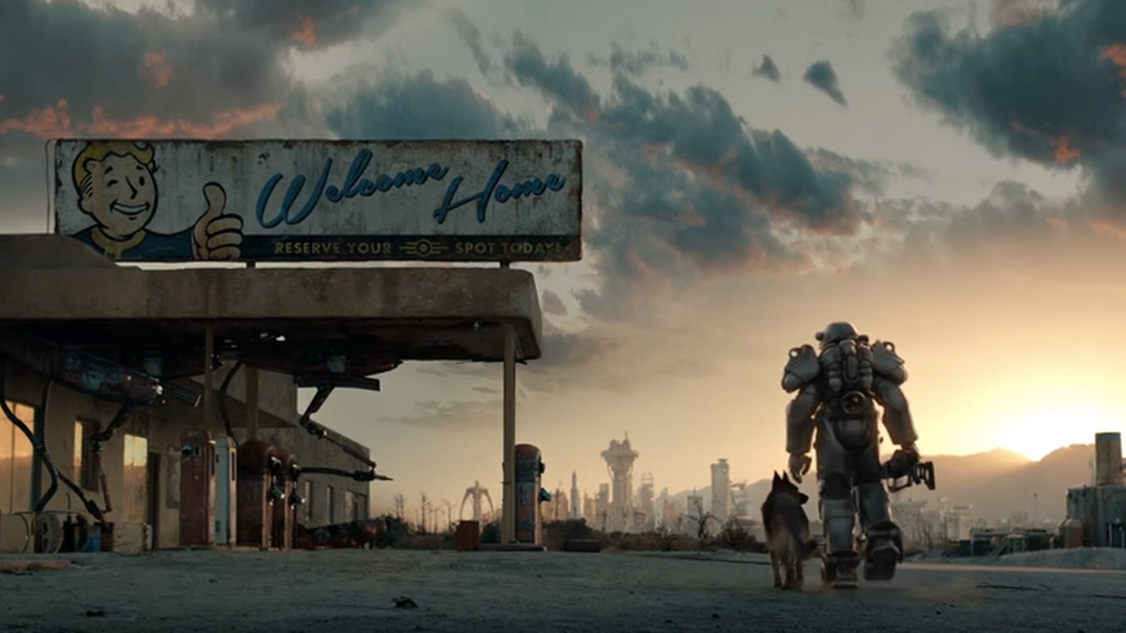 fallout 4 game of the year débarque - boîte a games