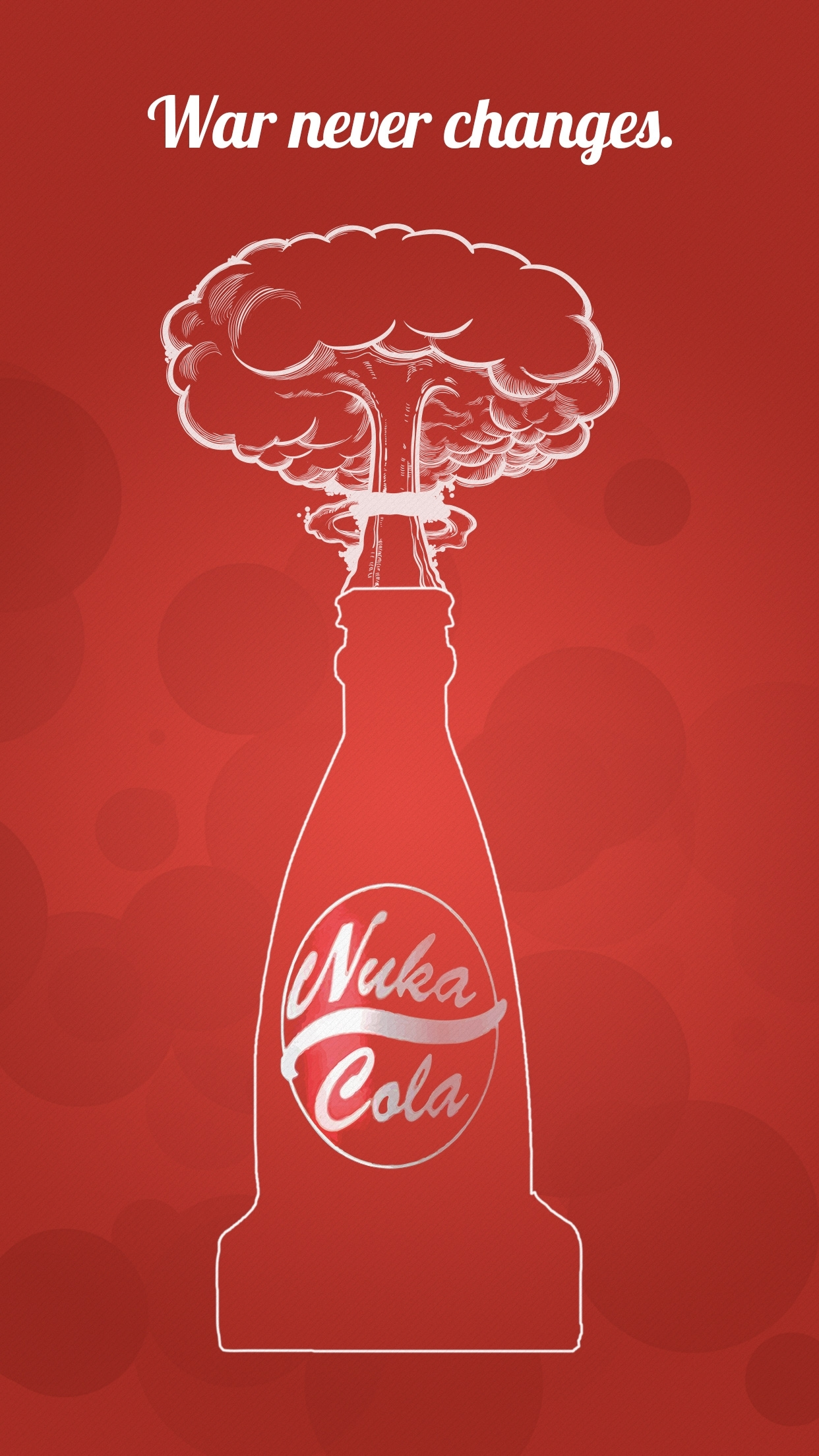 fallout 4 nuka cola wallpapers - mobile and desktop versions