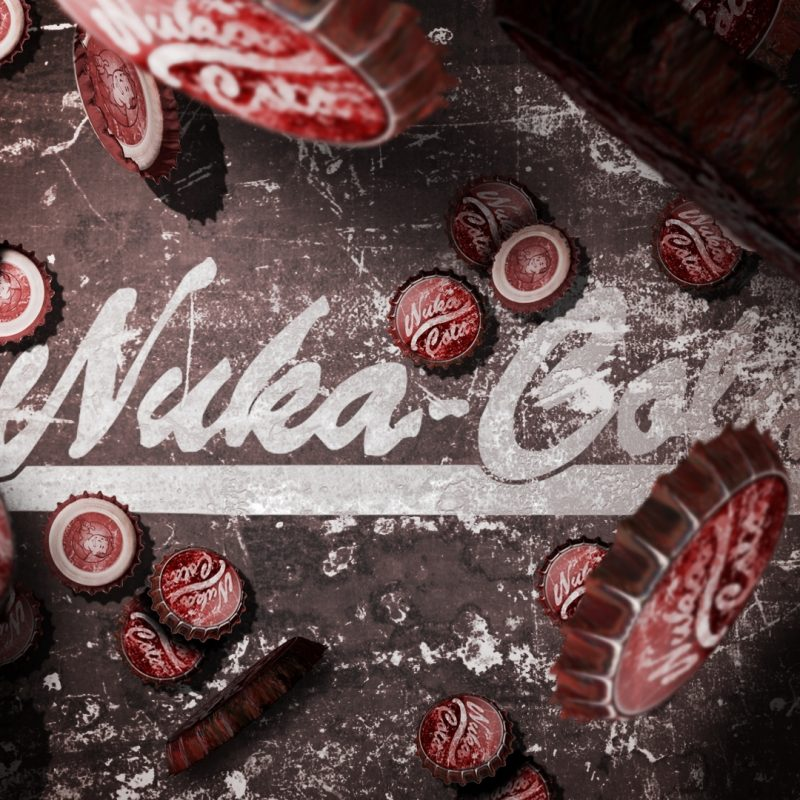 10 Best Fallout Nuka Cola Wallpaper Hd FULL HD 1080p For PC Desktop 2018 free download fallout nuka cola quantum wallpapers 800x800
