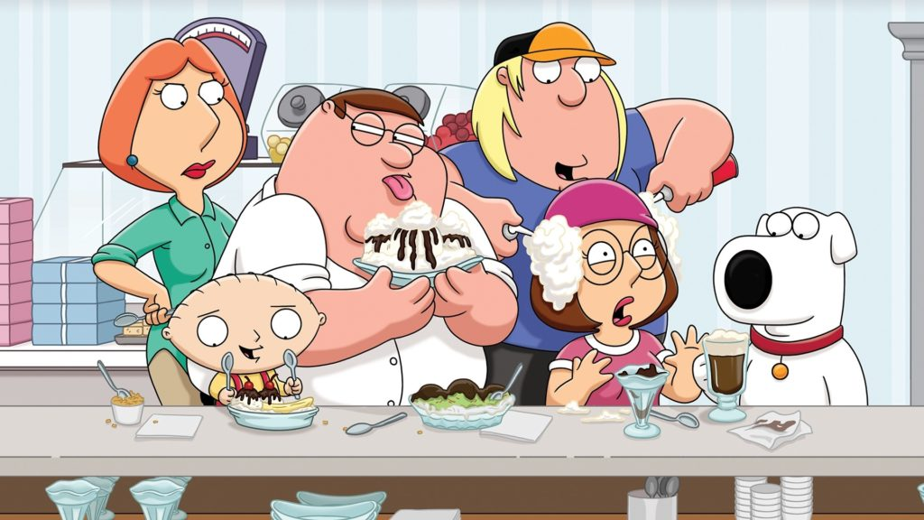 10 Best Family Guy Wallpaper Hd FULL HD 1920×1080 For PC Desktop 2018 free download family guy wallpaper hd 68 images 1024x576
