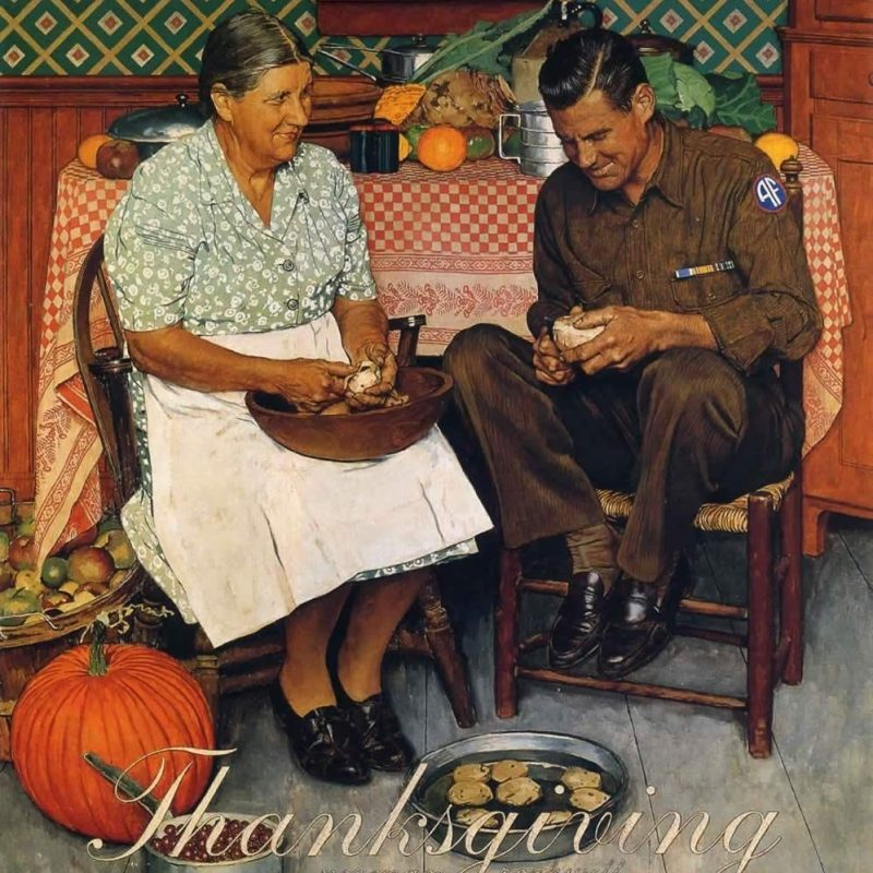 10 Top Norman Rockwell Thanksgiving Wallpaper FULL HD 1920×1080 For PC Background 2020 free download famous thanksgiving paintings images thanksgiving mother and son 800x800