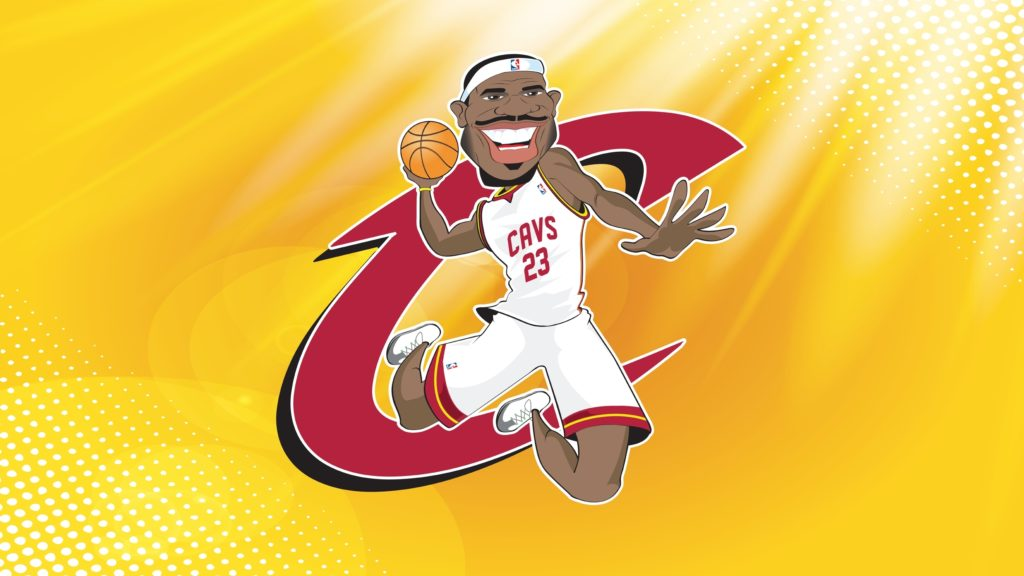 10 Top Lebron James Animated Wallpaper FULL HD 1080p For PC Desktop 2018 free download fan wallpapers cleveland cavaliers 1024x576