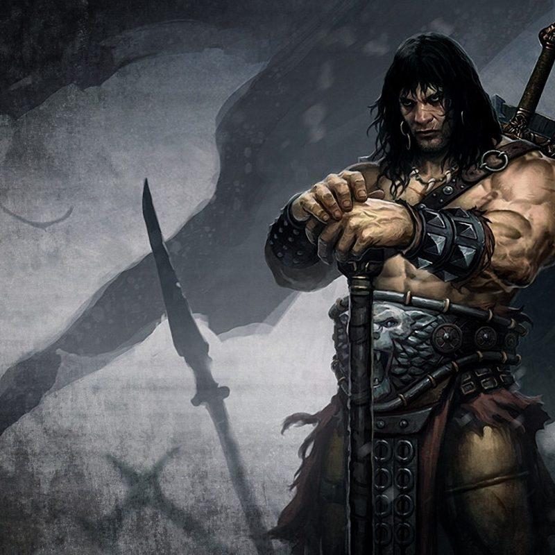 10 Latest Conan The Barbarian Wallpapers FULL HD 1920×1080 For PC Desktop 2020 free download fantasy art artwork conan the barbarian wallpapers 800x800