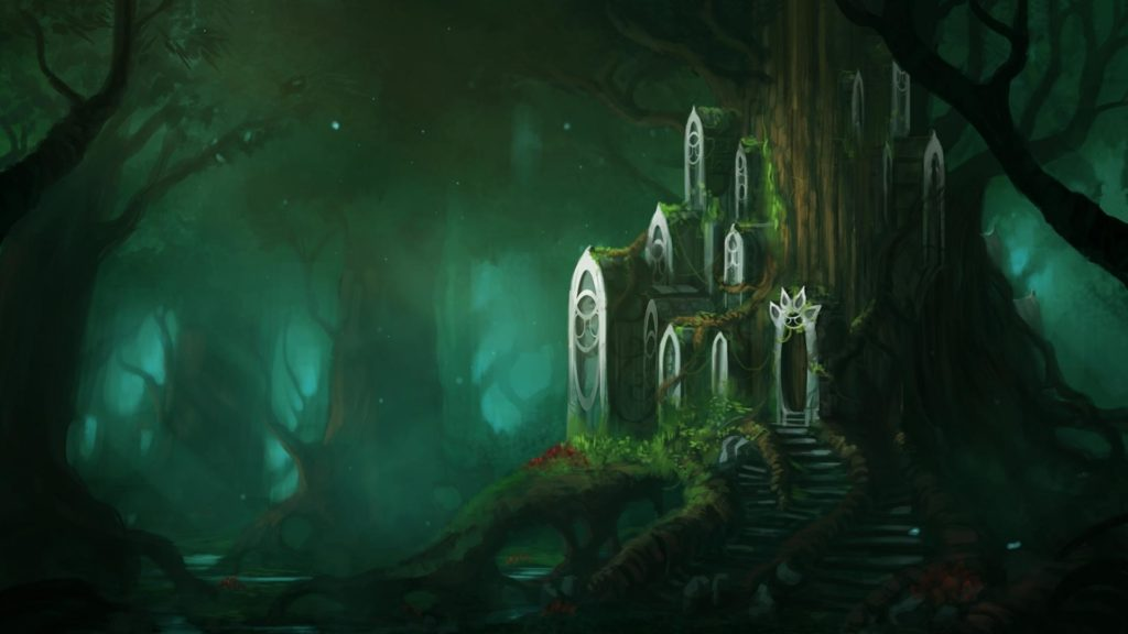10 New Fantasy Forest Wallpaper Hd FULL HD 1080p For PC Desktop 2020 free download fantasy forest wallpaper hd 78 images 1024x576