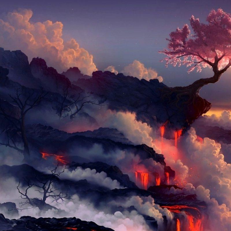 10 Most Popular Hd Wallpaper Fantasy Landscape FULL HD 1920×1080 For PC Background 2018 free download fantasy hd landscape wallpaper landscapewoods pinterest 800x800
