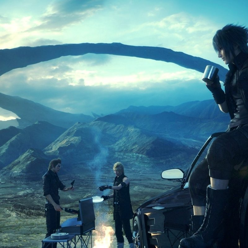 10 Latest Final Fantasy 15 Hd Wallpaper FULL HD 1080p For PC Background 2018 free download fantasy xv decouvrez les premieres voix francaises 800x800