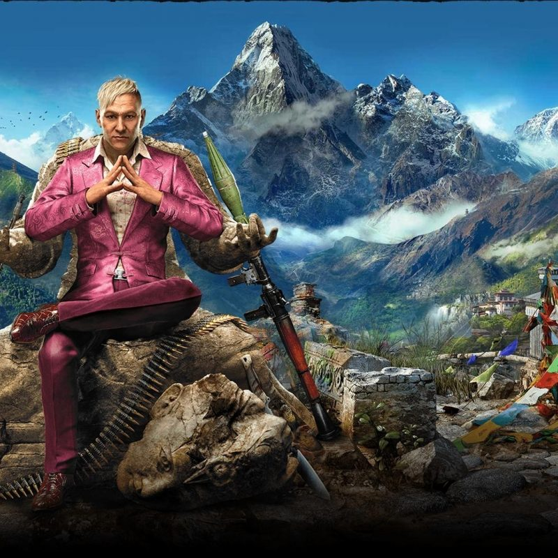 10 Latest Far Cry 4 Wallpapers FULL HD 1080p For PC Background 2018 free download far cry 4 pagan min desktop wallpaper 800x800