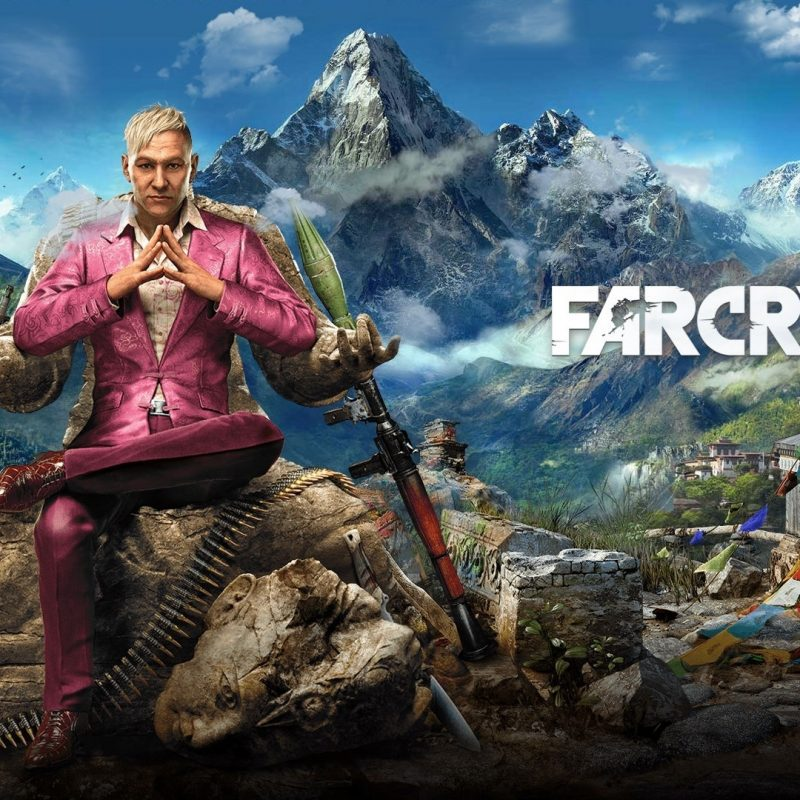 10 Latest Far Cry 4 Wallpapers FULL HD 1080p For PC Background 2018 free download far cry 4 wallpaper bdfjade 800x800