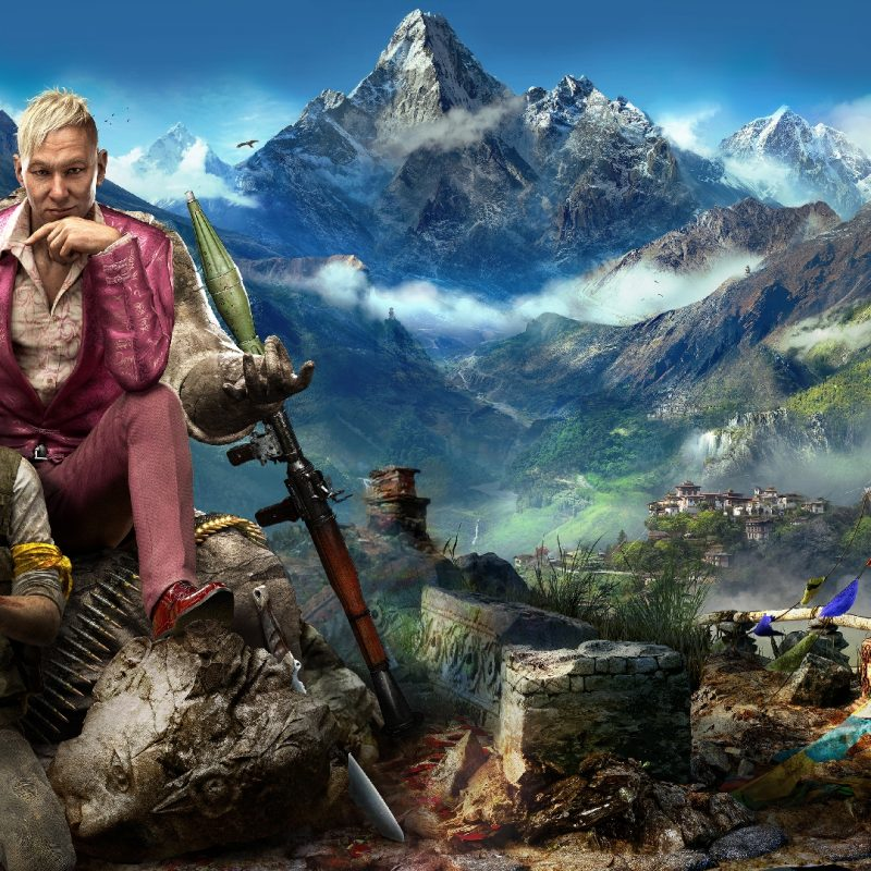 10 Latest Far Cry 4 Wallpapers FULL HD 1080p For PC Background 2018 free download far cry 4 wallpapers pictures images 800x800