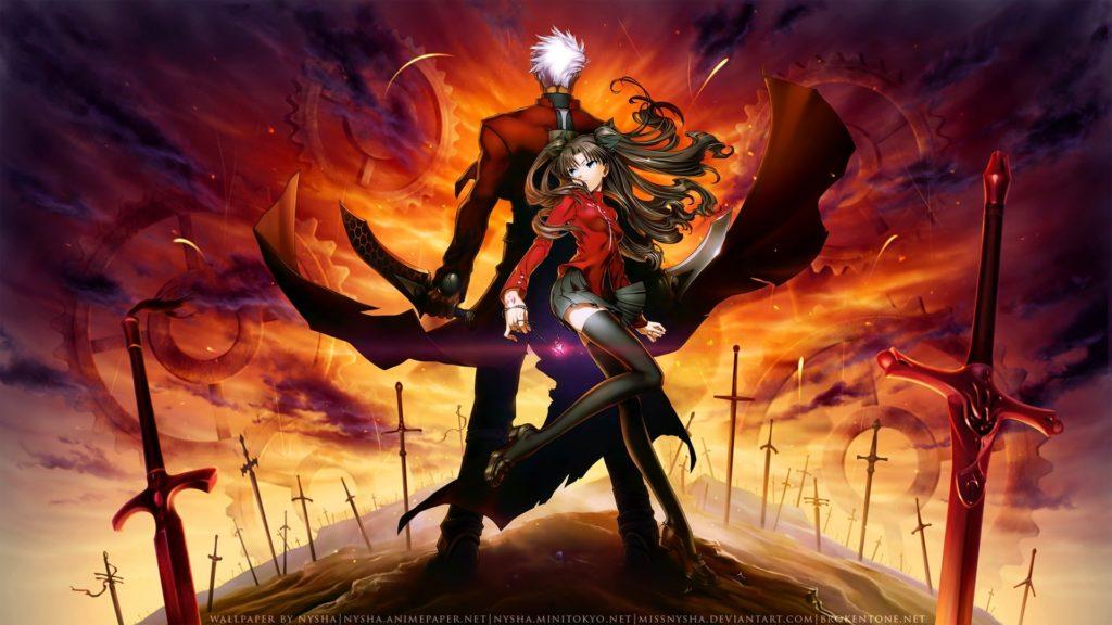 10 Best Fate Stay Night Wallpaper FULL HD 1080p For PC Desktop 2018 free download fate stay night wallpaper zerochan anime image board 1024x576