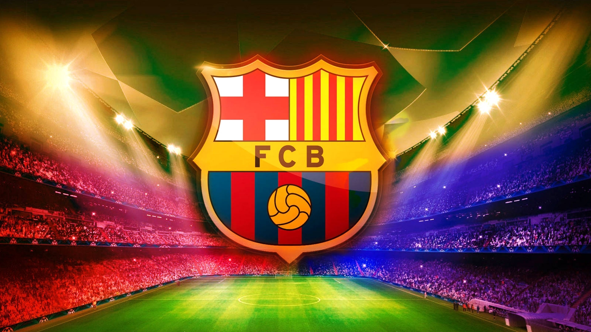 fc barcelona logo desktop wallpaper images. - media file