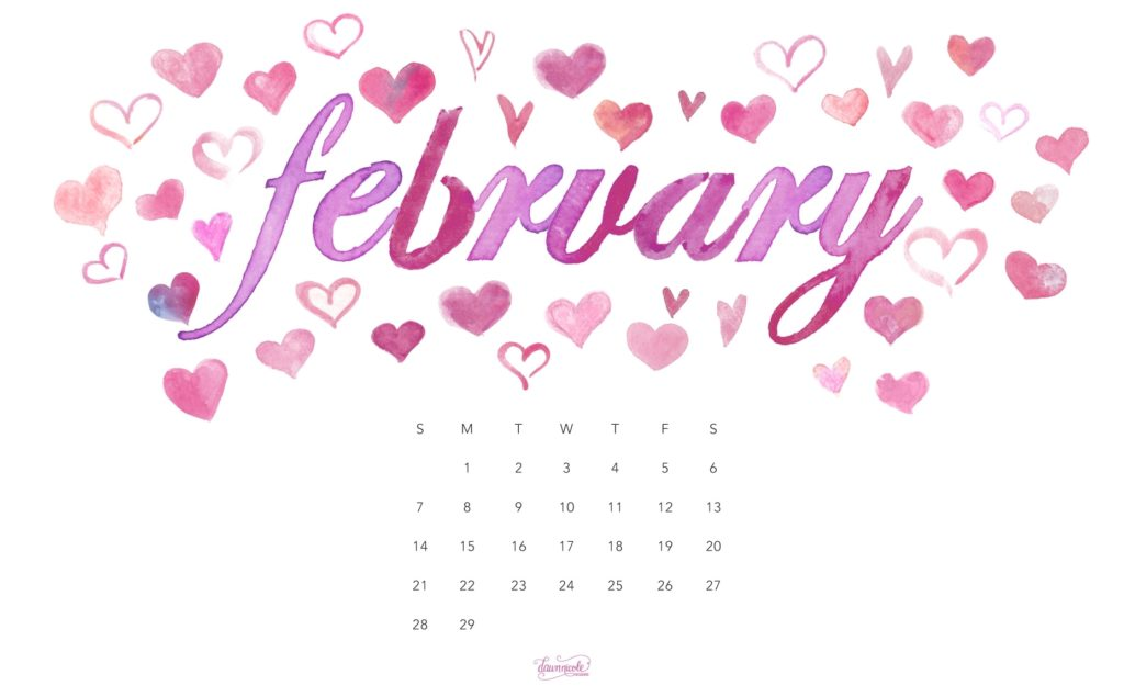 10 Latest February 2016 Calendar Wallpaper FULL HD 1920×1080 For PC Background 2018 free download february 2016 calendar desktop download 1856x1151 pixels 1024x635