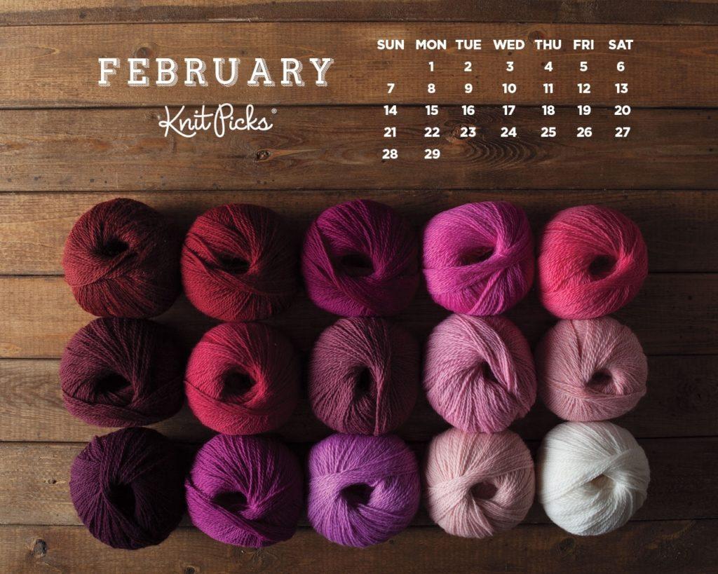 10 Latest February 2016 Calendar Wallpaper FULL HD 1920×1080 For PC Background 2021 free download february 2016 calendar knitpicks staff knitting blog 1024x819