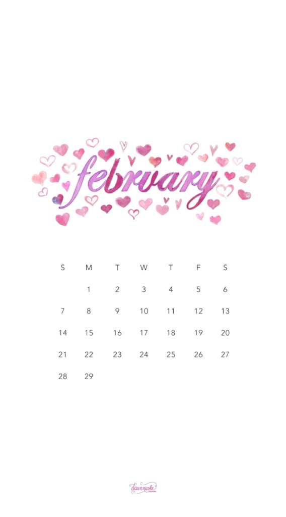 10 Latest February 2016 Calendar Wallpaper FULL HD 1920×1080 For PC Background 2018 free download february desktop backgrounds group 85 568x1024