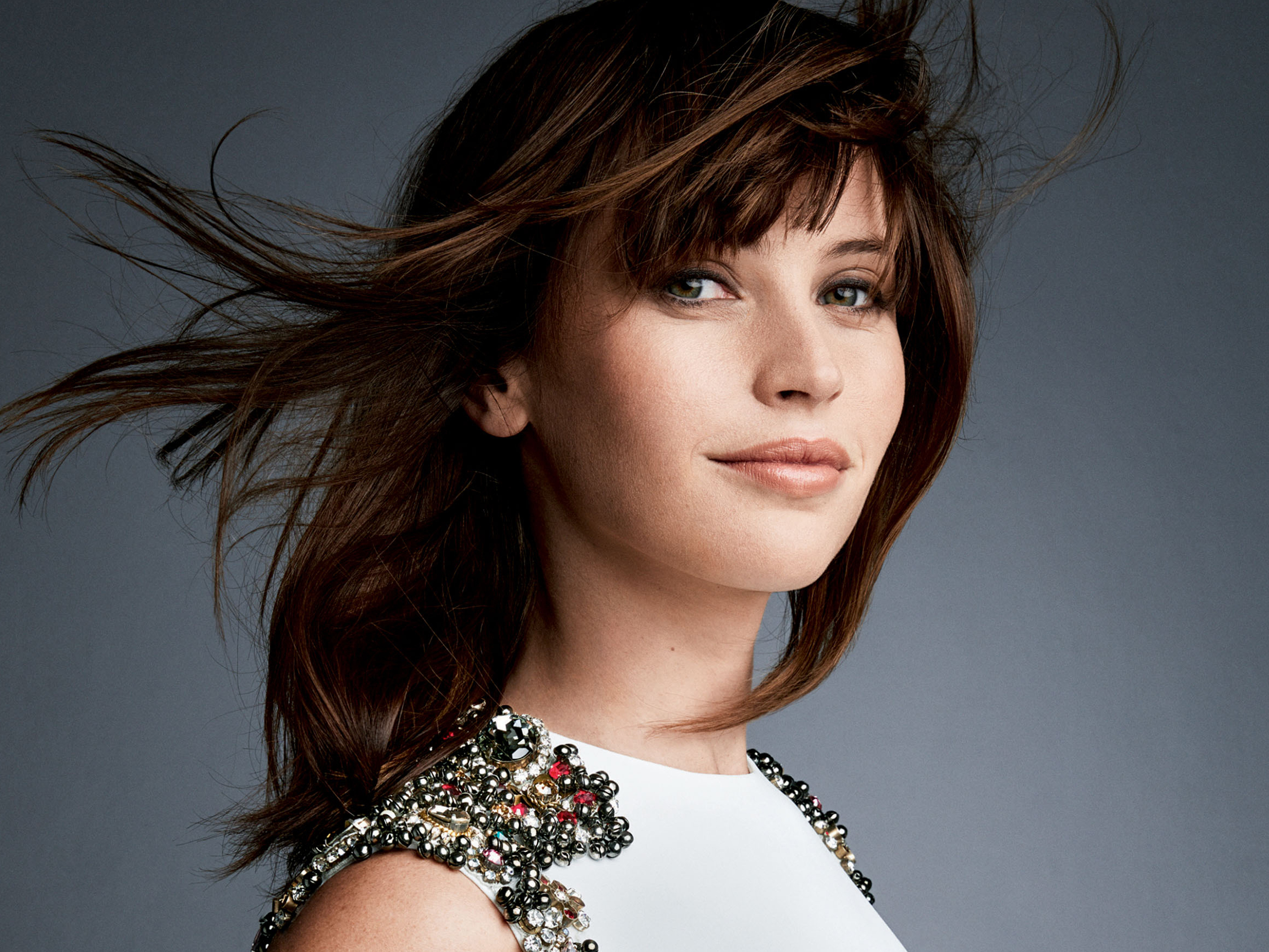 felicity jones hd wallpaper | hintergrund | 2560x1920 | id:803621