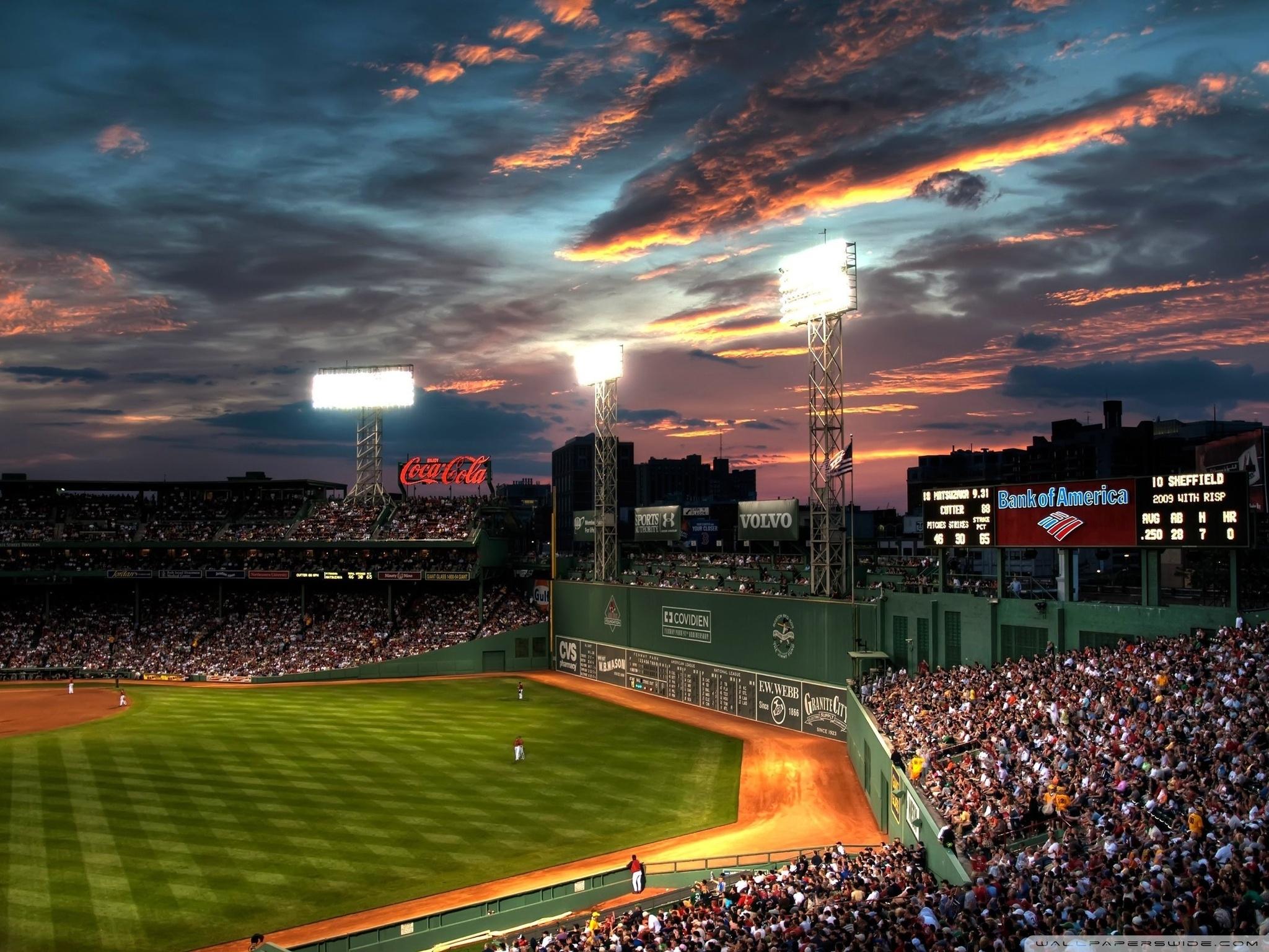fenway park, boston, massachusetts - baseball park ❤ 4k hd desktop
