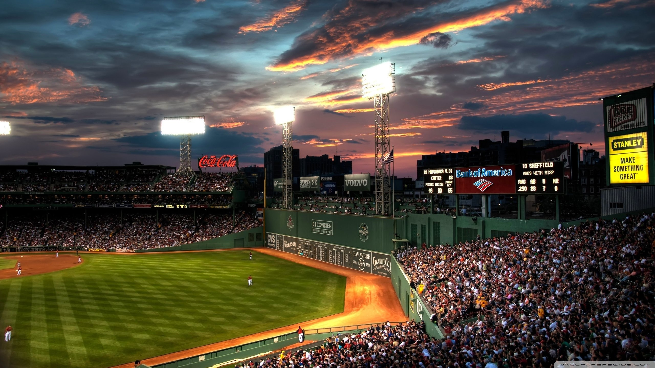 10 Most Popular Fenway Park Desktop Wallpaper FULL HD 1080p For PC Background