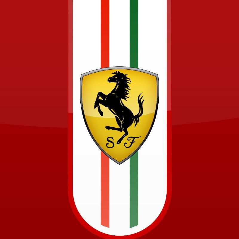 10 Most Popular Ferrari Logo Wallpaper 1920X1080 FULL HD 1920×1080 For PC Background 2018 free download ferrari logo wallpapers wallpaper cave 8 800x800