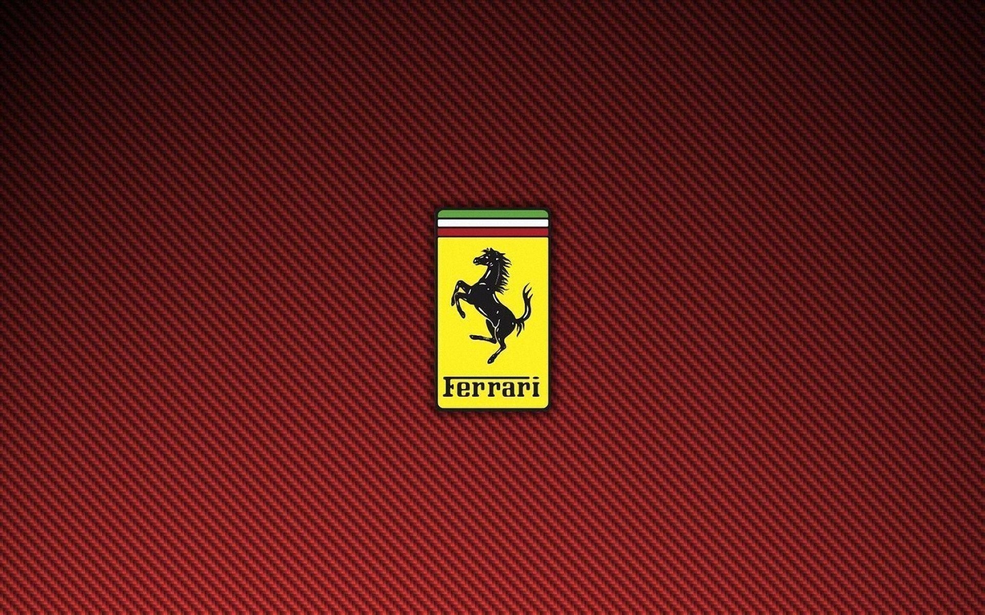 ferrari logo wallpapers - wallpaper cave