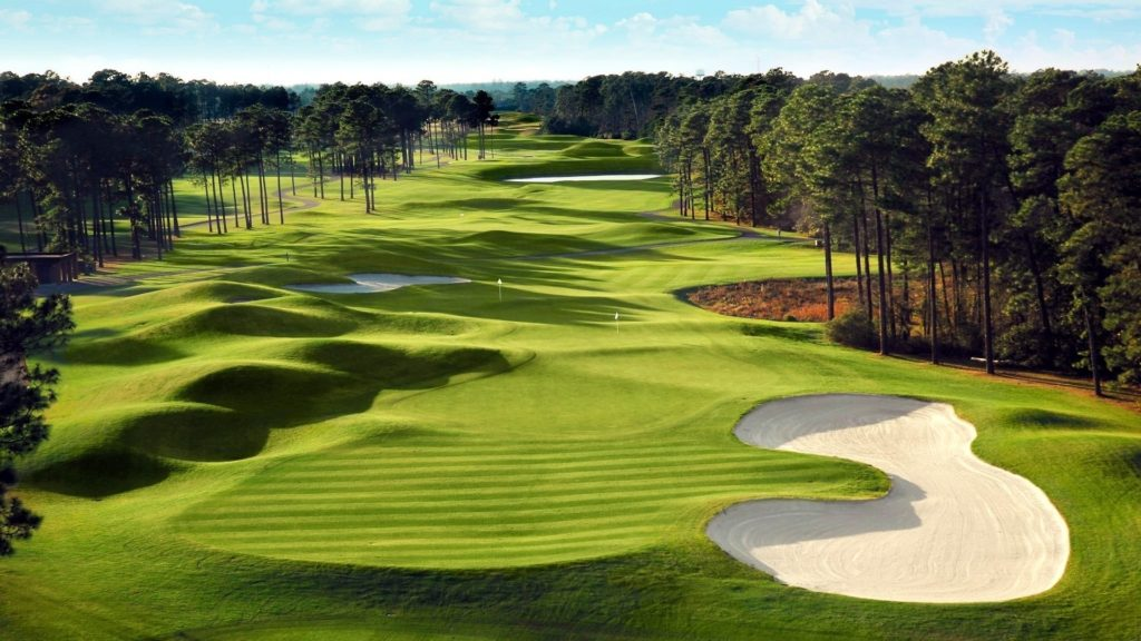10 Top Golf Course Desktop Wallpapers FULL HD 1920×1080 For PC Desktop 2018 free download fields green golf course courses fields nature high quality 1 1024x576