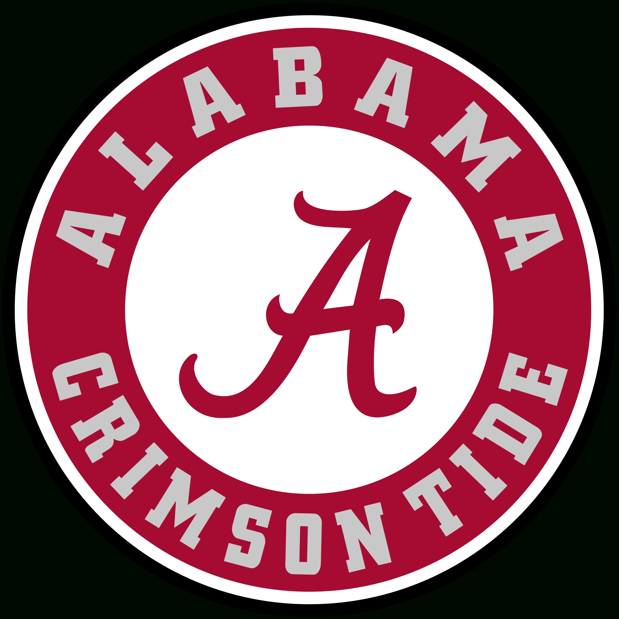 file:alabama crimson tide logo.svg - wikimedia commons