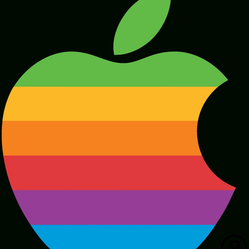 10 New Apple Logo High Resolution FULL HD 1080p For PC Background 2018 free download fileapple computer logo rainbow svg wikimedia commons 800x800