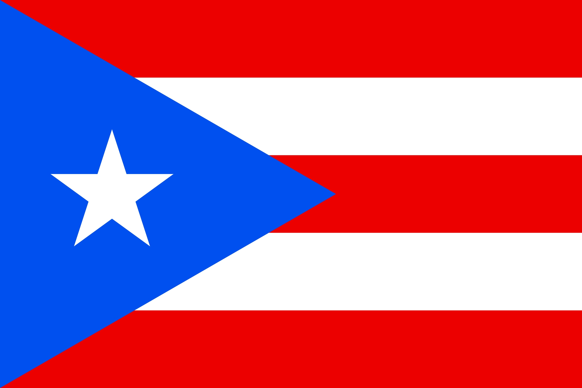 file:flag of puerto rico.svg - wikimedia commons