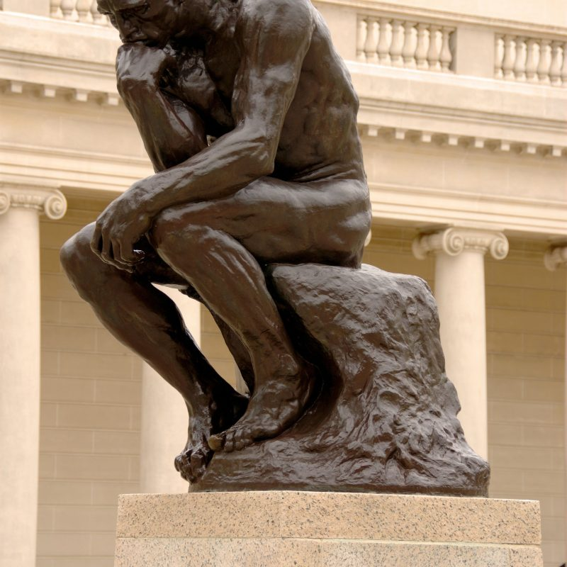 10 Latest Images Of The Thinker FULL HD 1080p For PC Desktop 2018 free download filethe thinker auguste rodin wikimedia commons 800x800