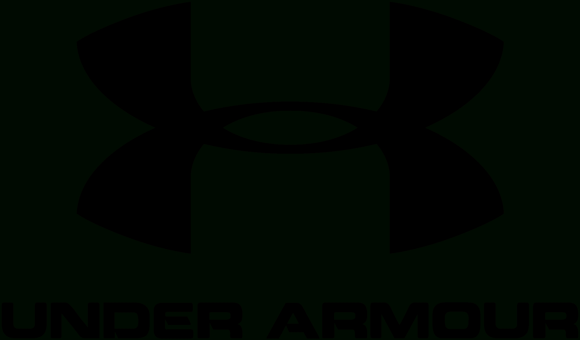 file:under armour logo.svg - wikimedia commons