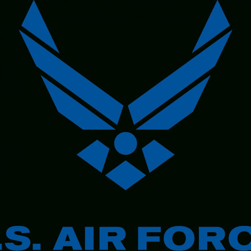 10 Top Air Force Logo Image FULL HD 1920×1080 For PC Desktop 2018 free download fileus air force logo solid colour svg wikimedia commons 800x800