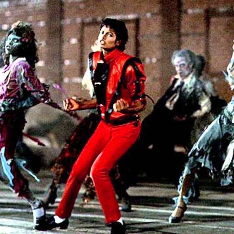 10 Most Popular Michael Jackson Thriller Wallpaper FULL HD 1920×1080 For PC Desktop 2018 free download filtran video de michael jackson en un ensayo de thriller 800x800