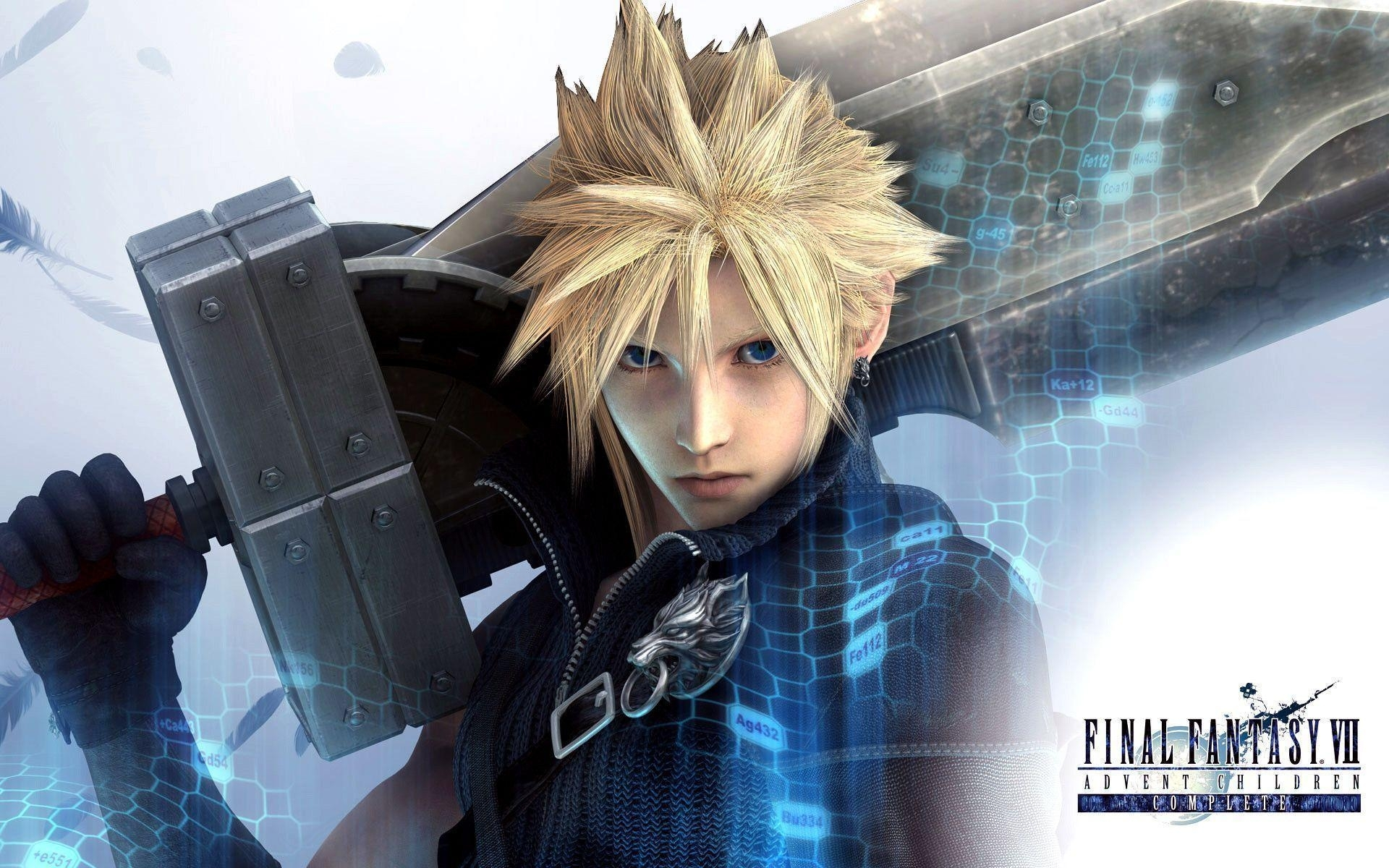 final fantasy cloud wallpapers hd - wallpaper cave