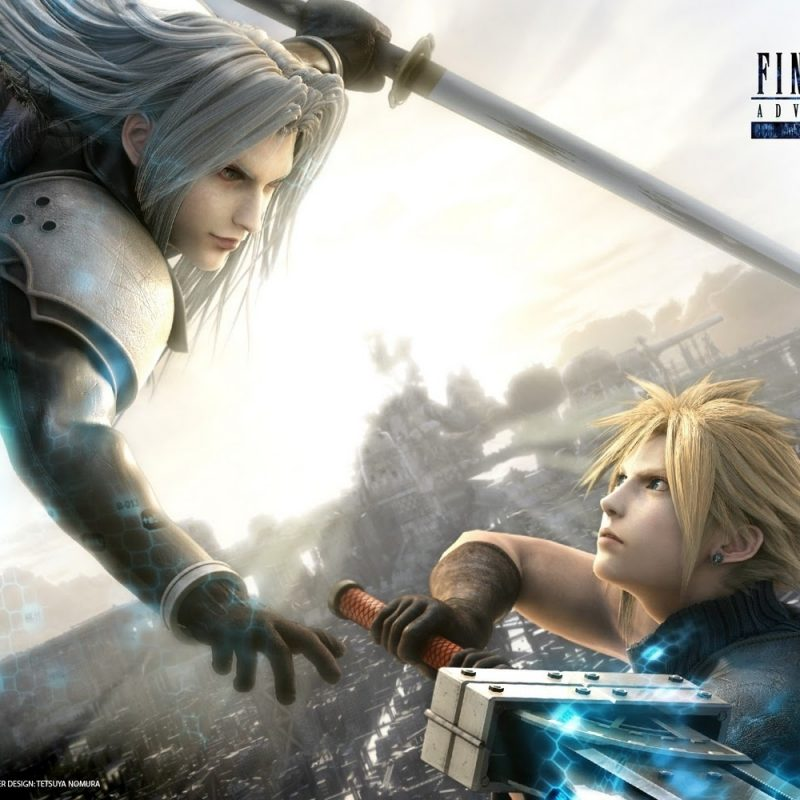 10 Top Final Fantasy 7 Advent Children Wallpaper FULL HD 1080p For PC Background 2020 free download final fantasy hd wallpaper final fantasy vii advent children complete 800x800