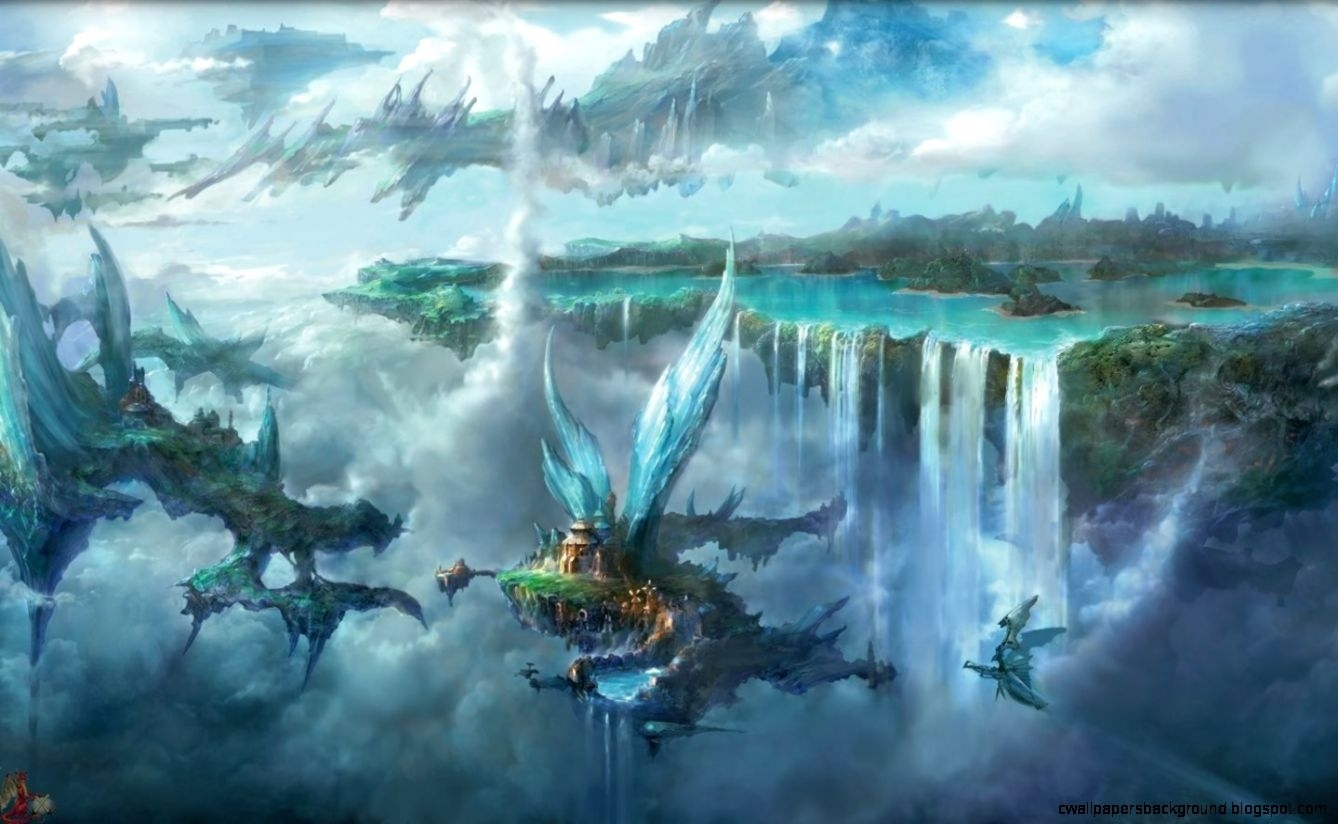 final fantasy landscape wallpaper | wallpapers background