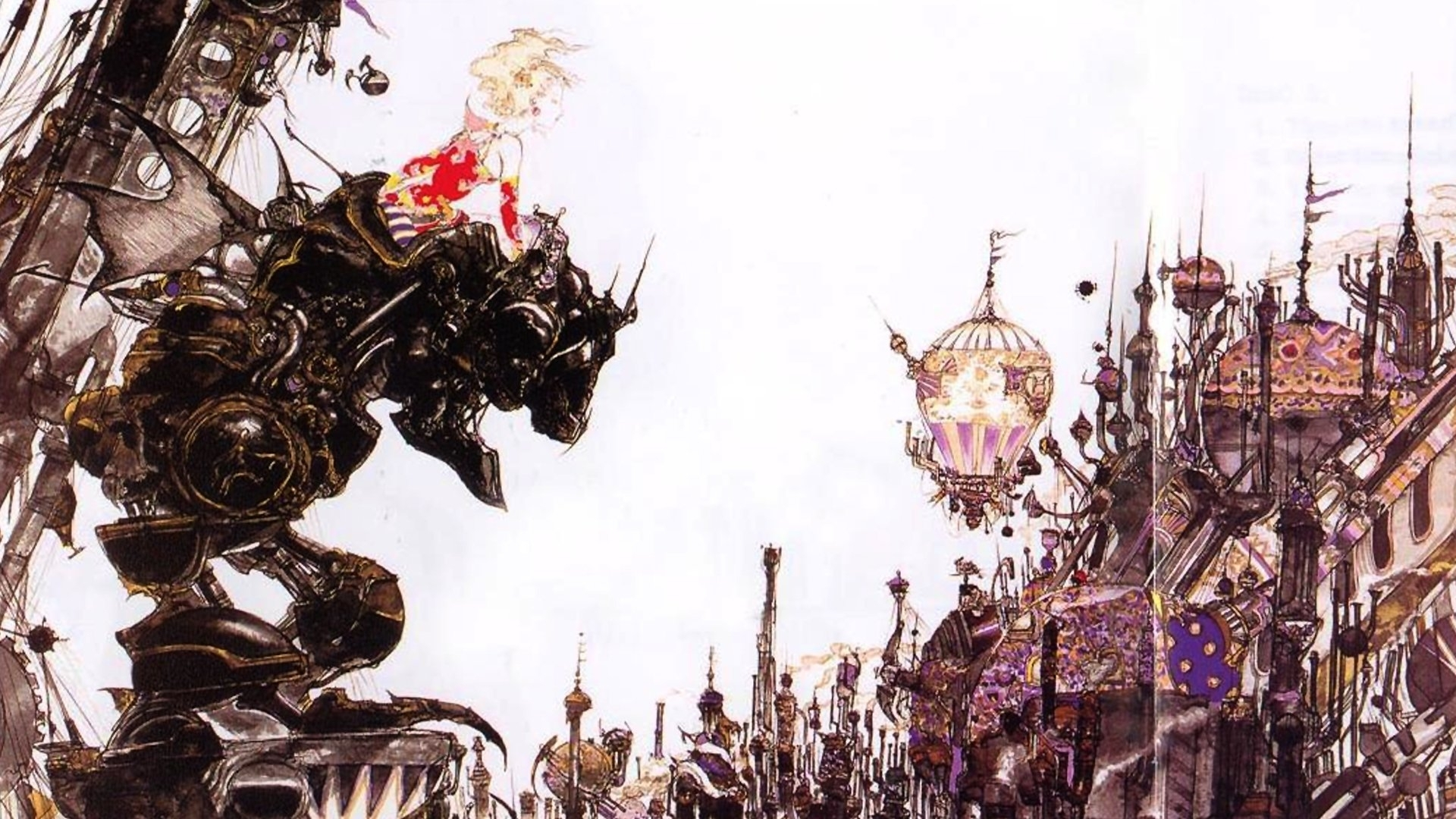 final fantasy vi full hd fond d'écran and arrière-plan | 1920x1080