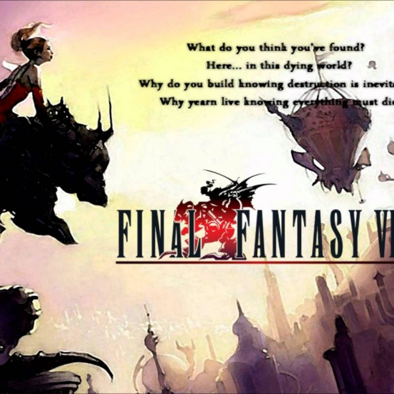 10 Best Final Fantasy 6 Wallpaper 1920X1080 FULL HD 1080p For PC Desktop 2018 free download final fantasy vi music 15 minute nostalgia hd youtube 800x800