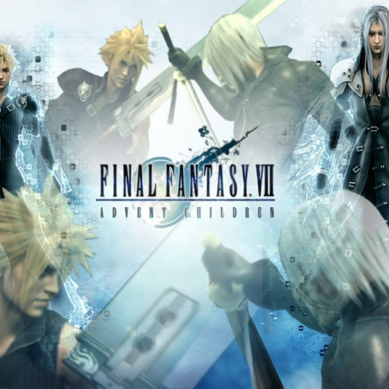 10 Top Final Fantasy 7 Advent Children Wallpaper FULL HD 1080p For PC Background 2020 free download final fantasy vii advent children wallpaper the final fantasy 1 800x800