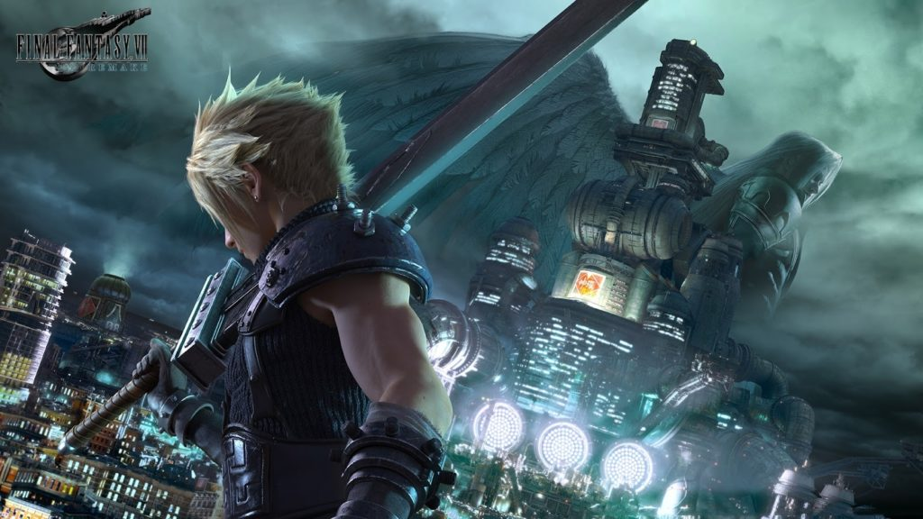 10 Latest Final Fantasy 7 Wallpaper Hd FULL HD 1080p For PC Desktop 2020 free download final fantasy vii remake hd wallpaper manga council 1024x576