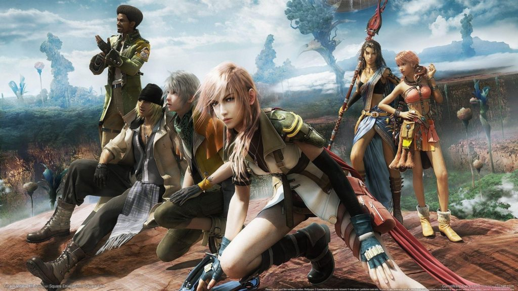 10 Top Final Fantasy Wallpaper Hd FULL HD 1080p For PC Background 2018 free download final fantasy wallpapers 1080p wallpaper cave 1024x576