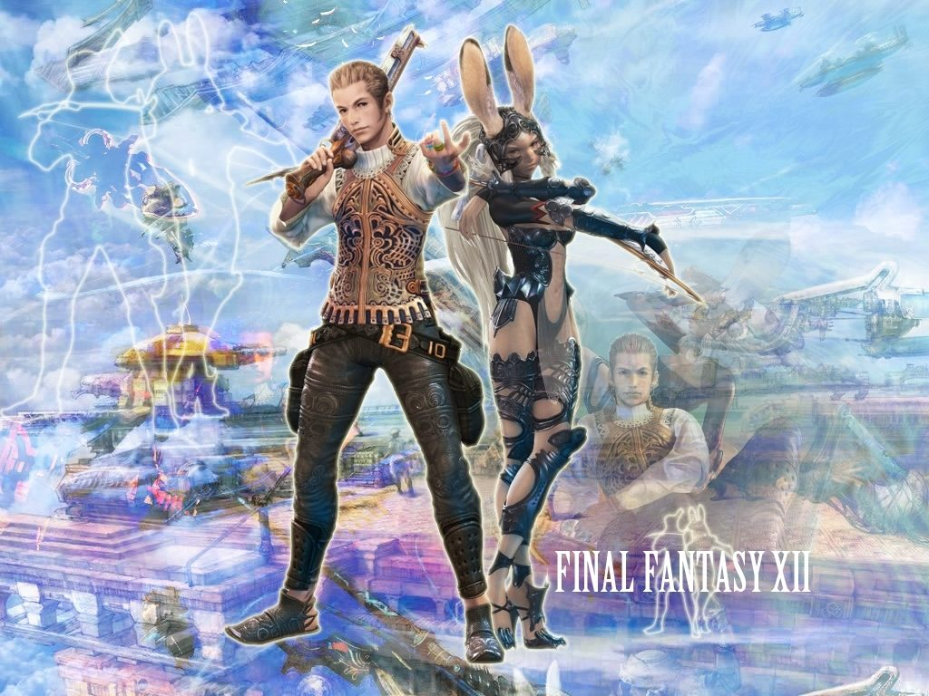 10 Best Final Fantasy Xii Wallpaper FULL HD 1080p For PC Desktop 2021 free download final fantasy xii ff12 wallpaper the final fantasy 1024x768
