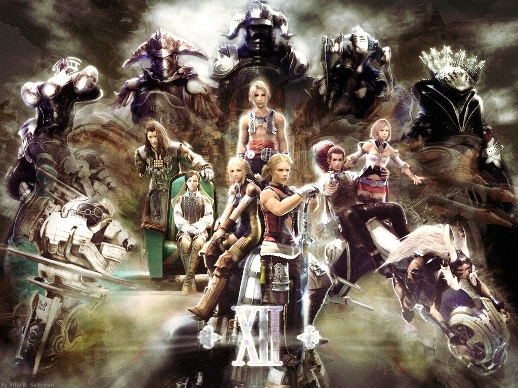 10 Best Final Fantasy Xii Wallpaper FULL HD 1080p For PC Desktop 2021 free download final fantasy xii grandbillysan291 on deviantart 1024x768