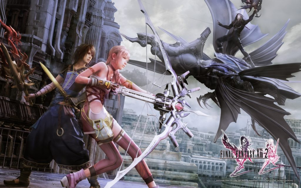 10 Best Final Fantasy Xiii 2 Wallpaper FULL HD 1080p For PC Desktop 2018 free download final fantasy xiii 2 wallpapers lightning serah noel mog 1 1024x640