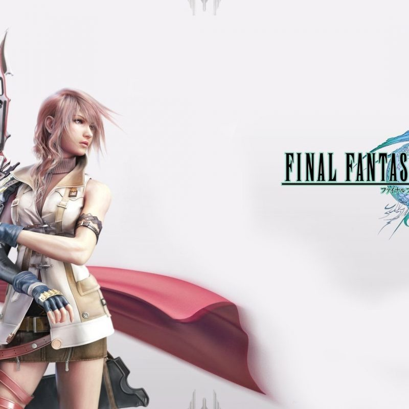 10 New Final Fantasy 13 Wallpaper 1920X1080 FULL HD 1920×1080 For PC Desktop 2018 free download final fantasy xiii wallpapers images collection of final fantasy 1 800x800