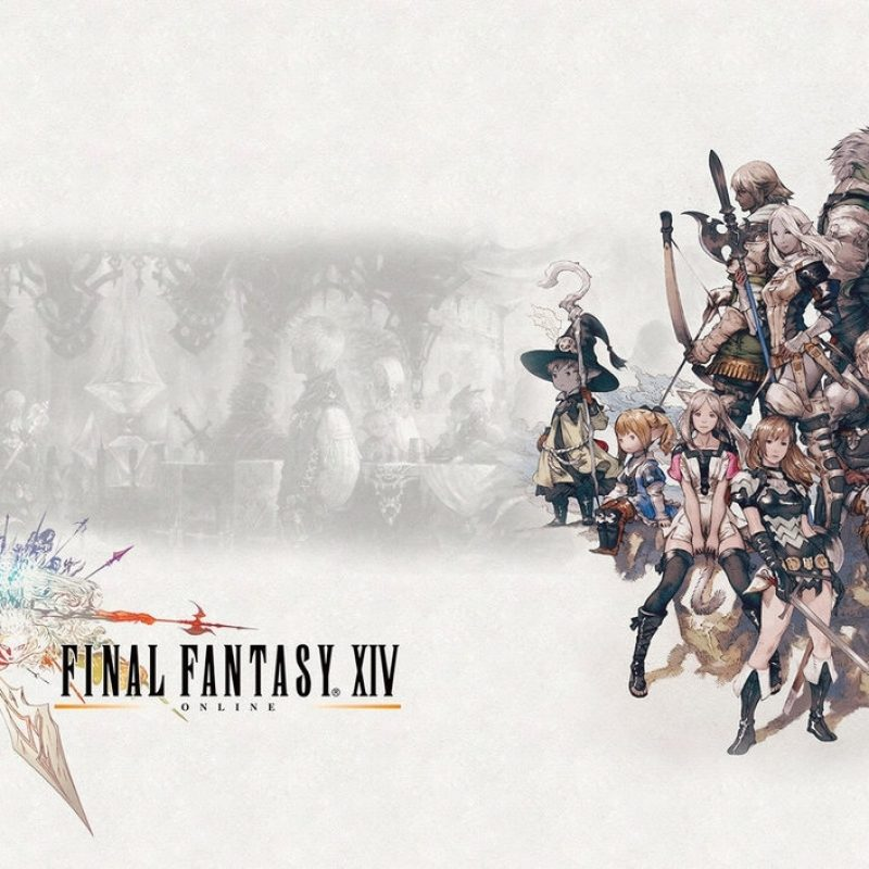 10 Most Popular Final Fantasy Xiv Wallpaper FULL HD 1080p For PC Desktop 2018 free download final fantasy xiv wallpaper ihoiquai on deviantart 800x800
